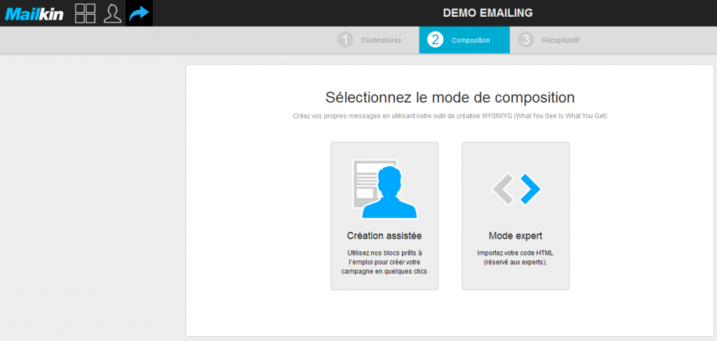 compo emailing